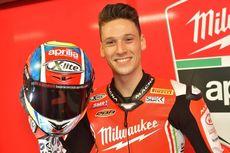 Ada Pebalap Baru di Aprilia Sampai Akhir Musim MotoGP 2020