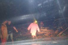 Longsor di OKU Selatan, Jalan Penghubung Desa Putus, 1 Pemotor Tewas Tertimbun