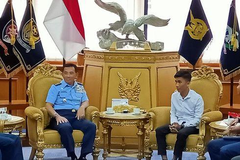 Upaya TNI AU Kembangkan Potensi Chaerul Sang Montir Pembuat Pesawat...