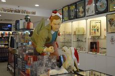 Menyimpan Banyak Kenangan, Toko Tintin Tutup Sementara