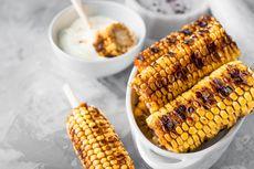 Resep Jagung Bakar Mayonaise, Bikin Gurih dan Creamy