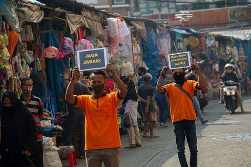Dua Pekan PSBB, Satpol PP Jakbar Kumpulkan Denda Rp 47,6 Juta dari Warga Tak Pakai Masker