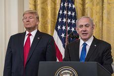 Trump Umumkan Rencana Perdamaian Israel dan Palestina, Apa Respons Dunia?