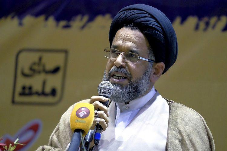 Menteri Intelijen Iran Mahmoud Alavi