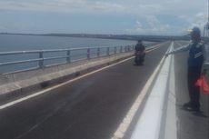 Terlibat Kecelakaan di Tol Bali Mandara, Seorang Biker Tewas
