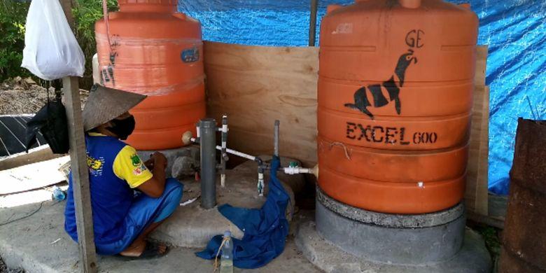 Petani Pinrang sulap bangkai tikus jadi bio gas dan pupuk cair.