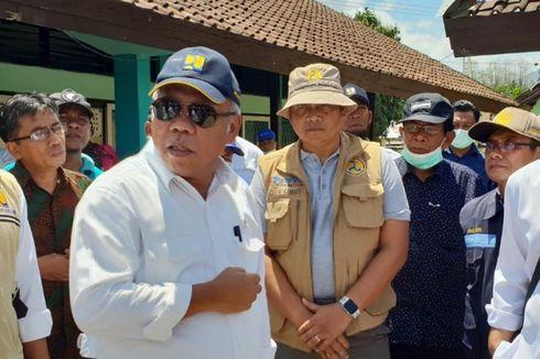 Kunjungi Sumbawa, Basuki Tinjau Rehabilitasi Rumah Pasca-gempa