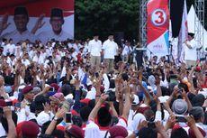 Kampanye Akbar Anies-Sandiaga di Lapangan Banteng Dihadiri Anak-anak