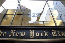 Pemerintah AS Diduga Rebut Akses Email Wartawan New York Times