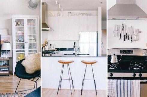 Cara Menata Ruang Tamu Mungil Senyaman Apartemen