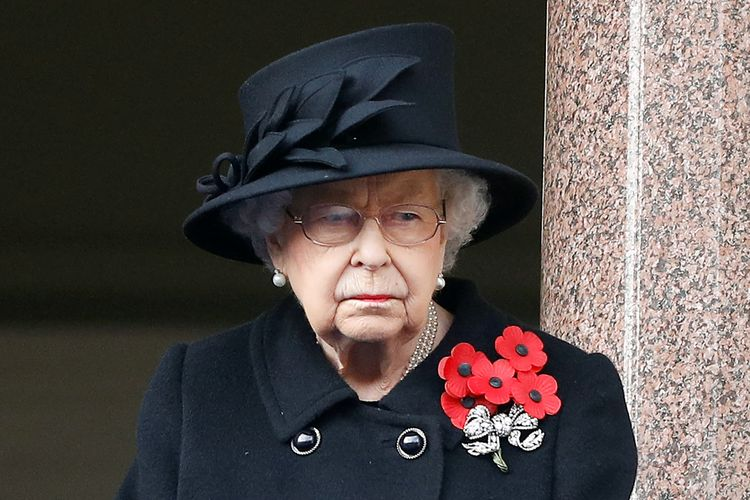Ratu Elizabeth II. [Peter Nicholls/Pools/AFP]