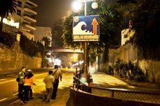 Gempa dan Tsunami di Cile, 5 Orang Tewas
