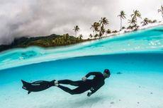Demi Promosi Wisata, Indonesia Bawa 2 Penyelam Hawaii ke Labuan Bajo