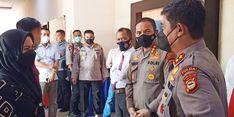 Apresiasi Penanganan Covid-19  di Luwu Utara, Kapolda Sulsel: Protokol Kesehatan Jangan Kendor