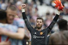 West Ham Vs Man United, 5 Fakta Menarik Penyelamatan Penalti De Gea