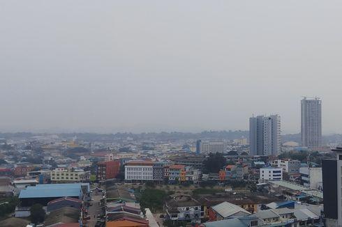 Indeks Standar Pencemaran Udara Batam Mulai Turun, Dinkes Tetap Larang Ibu Hamil Keluar Rumah