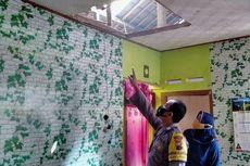 Petasan Balon Udara Jatuh ke Rumah Lansia, Bikin Atap Jebol, lalu Meledak dalam Ruangan