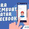 INFOGRAFIK: Cara Membuat Avatar Facebook