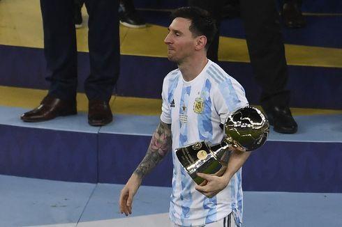 "Messi Kena ""Uppercut"" Petinju Juara Olimpiade, Ballon d'Or Jadi Pemicu"