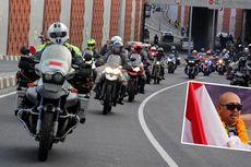 Biker Petualang Dunia Kumpul di Sumbawa
