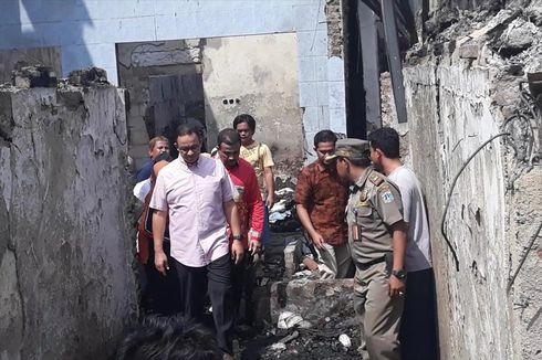 Anies: Penyebab Kebakaran 30 Rumah di Cipinang Tunggu Penyelidikan Polri
