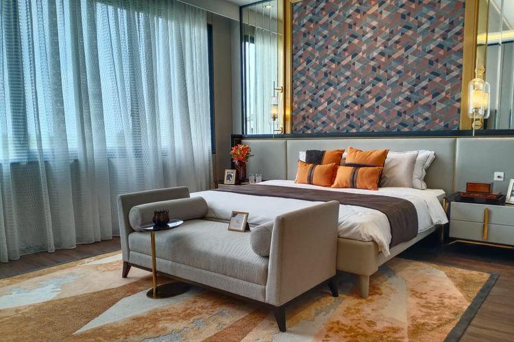Master Bedroom Tipe 12 Klaster Kiyomi, The Zora, BSD City