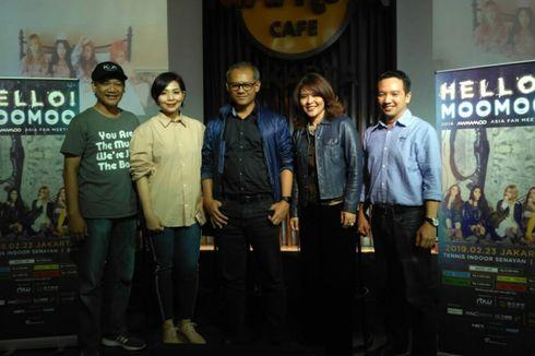 Girlband MAMAMOO Siap Gelar Konser Fan Meeting di Indonesia