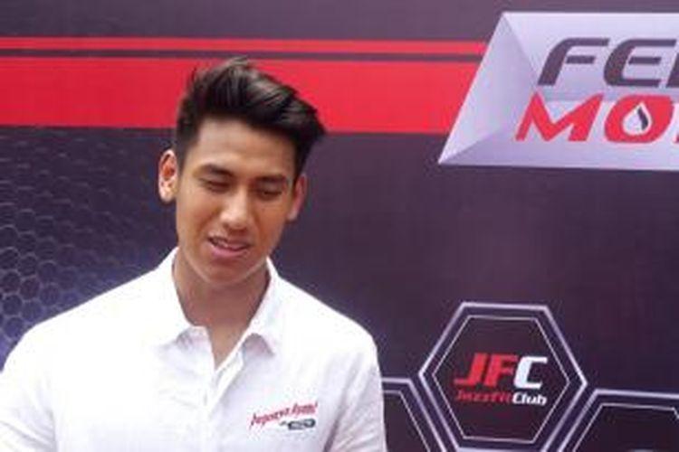 Pebalap Indonesia, Sean Gelael.