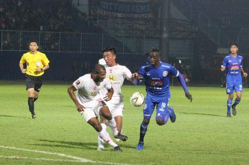 Jadwal Semifinal Piala Presiden 2019, Arema Hadapi Tim Promosi