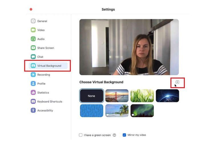 Begini Cara Ganti Background Di Aplikasi Zoom Saat Video Conference
