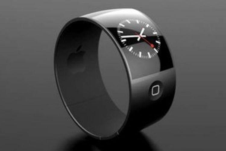 Rekaan jam tangan pintar Apple