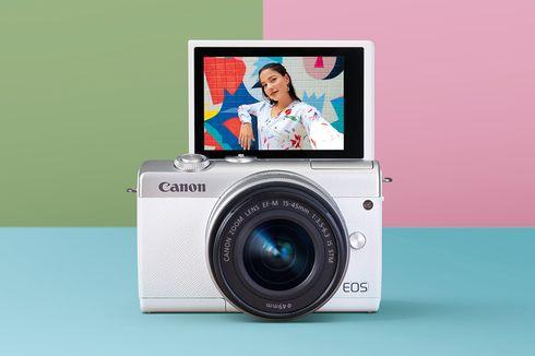 Kamera Mirrorless Termungil dari Canon Dijual Rp 8 Jutaan di Indonesia