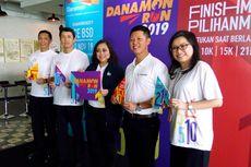 Cara Wakil Dirut Bank Danamon Persiapkan Diri Berlomba Lari