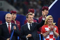 Sukses Gelar Piala Dunia, Popularitas Putin Justru Merosot