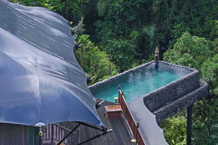 Capella Ubud Hotel Bali not only took the top prize for the best Hotel in the World category, but also the for the Resort Hotel in Asia category.