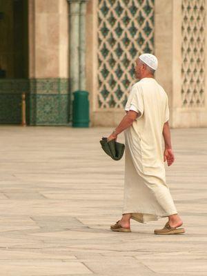Ilustrasi Maroko