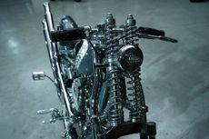 IMI Akui Legalkan Status Motor Custom Tak Mudah