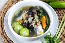 Resep Sayur Asem Kepala Ikan Bakar Khas Kalimantan buat Makan Siang