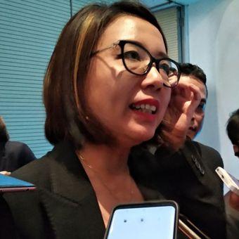 Chief Commercial Officer Tri Indonesia Dolly Susanto saat ditemui dalam sebuah acara yang digelar di kawasan Jakarta Selatan, Selasa (11/12/2018).