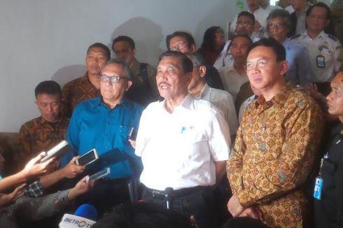 Pemerintah Sepakat, Reklamasi di Teluk Jakarta Dilanjutkan