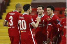 Crystal Palace Vs Liverpool, Rotasi Pemain Juergen Klopp?