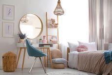 Manfaat Cermin Meletakkan Cermin Besar di Kamar
