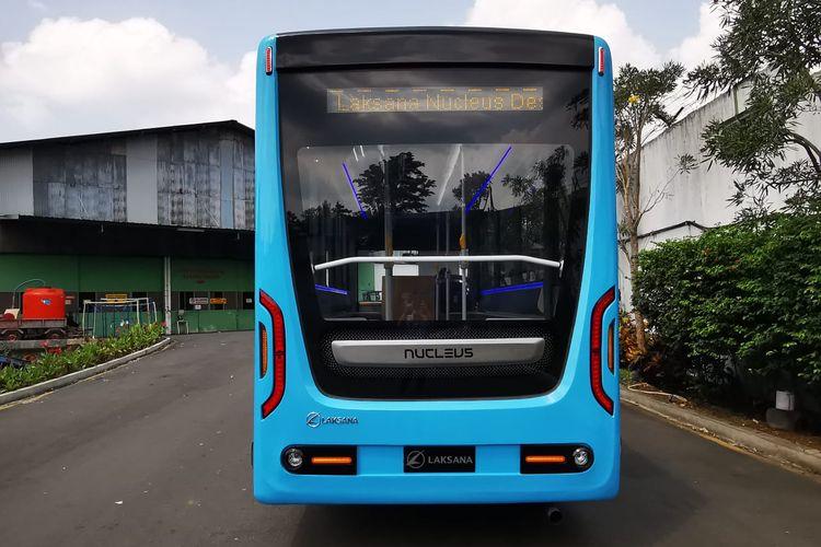 Bus baru karoseri Laksana, Nucleus 5