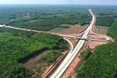 [POPULER PROPERTI] Konstruksi Tol Trans-Sumatera Tahap 1 Tersisa 643 Kilometer