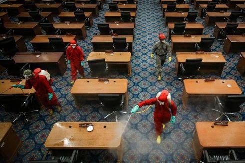 Ini Alasan Pemprov dan DPRD DKI Bahas APBD Perubahan di Puncak Bogor