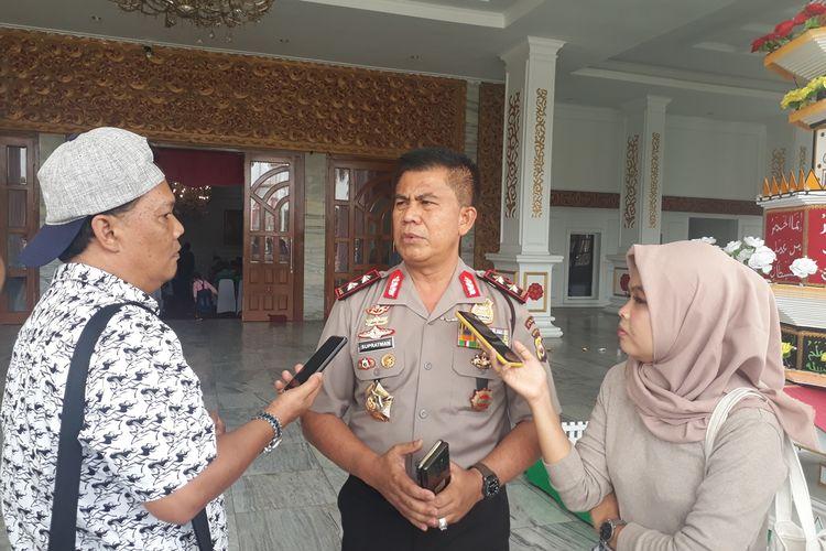 Kapolda Bengkulu, Irjen Supratman