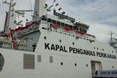 Kapal Pengawas Perikanan RI Sita Rumpon Milik Nelayan Filipina