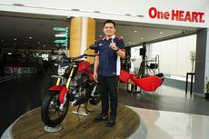 All New Honda CB150R Streetfire Resmi Meluncur di Jawa Barat