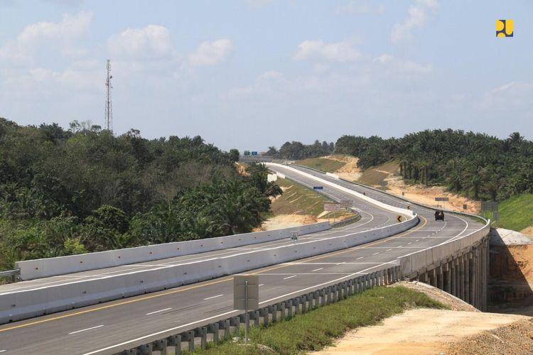 Tol Pekanbaru-Dumai (Permai).