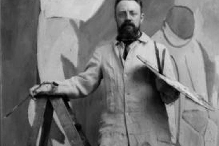Pelukis Perancis kelahiran 1869, Henri Matisse. Perempuan telanjang, pemandangan, potret, atau interior, menjadi mayoritas obyek karyanya, tetapi Matisse dikenal karena penggunaan warna yang luar biasa di dalam setiap lukisannya.